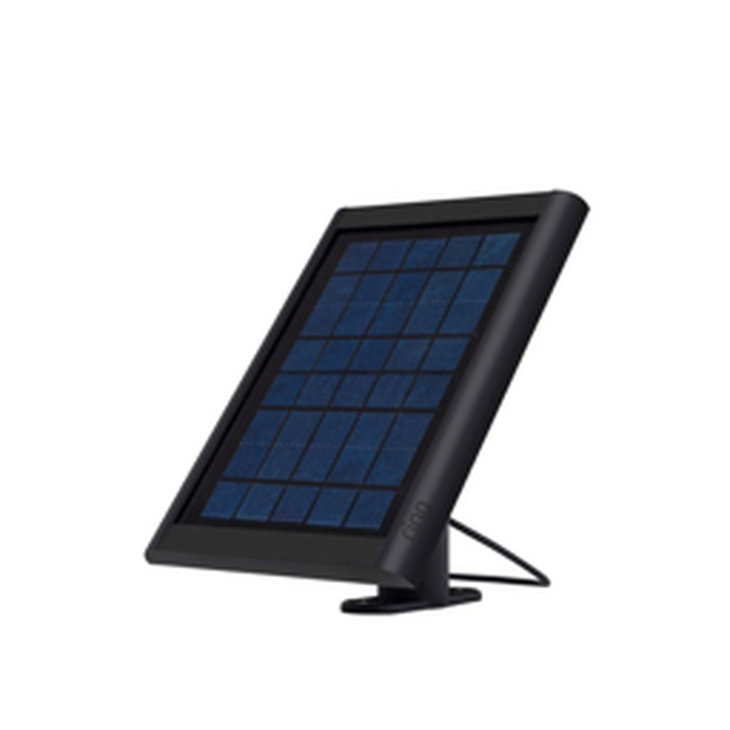 Ring Solar Panel for Stick Up Security Cameras Black Color - Open Box