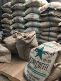 5 LB BULK BAG - Whole Bean Anchor Blend by Fouled Anchor Coffee - Organic, Medium Roast