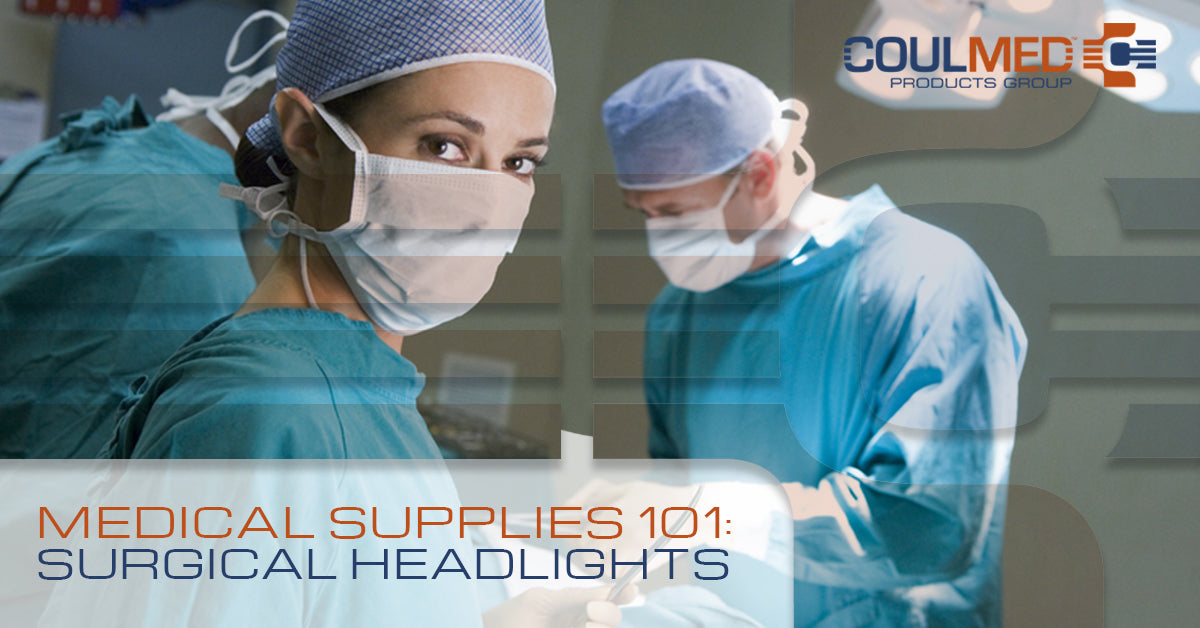 Surgical Equipment: Surgical Headlights 101 – Coulmed Products