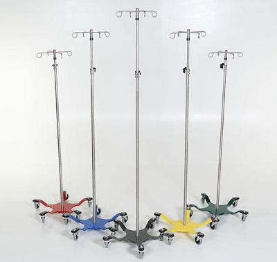 Chrome 5-leg Spider IV Pole
