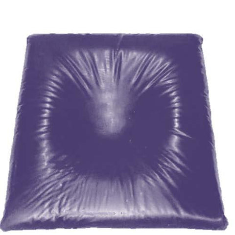 "GP207 Gel Adult Head Pillow, with Centering Dish, 9""W x 10""L x 1""T"