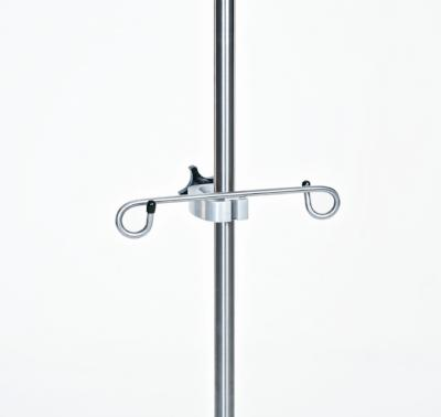 "AC2126 Stainless Steel Stat Hanger: 9""Wide"