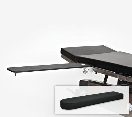"ABD-4-24 | Surgical Armboard with 4"" Pad: 24"" Long"