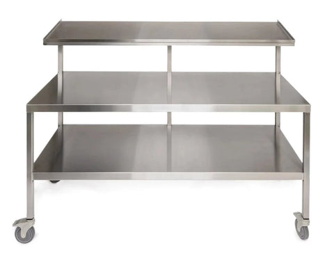 "AC1405 | Two Tier Instrument Table: 60"" Long"