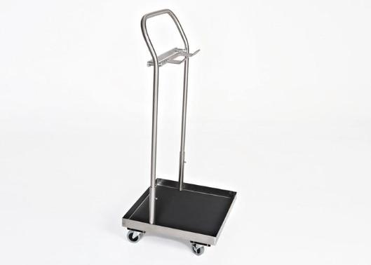 Surgical Stirrup Cart