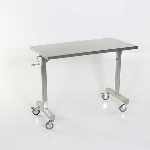 "AC2084 | Height Adjustable Instrument Table: 34""L x 46""D"