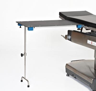 Rectangle Arm & Hand Surgery Table with Double Tee Foot
