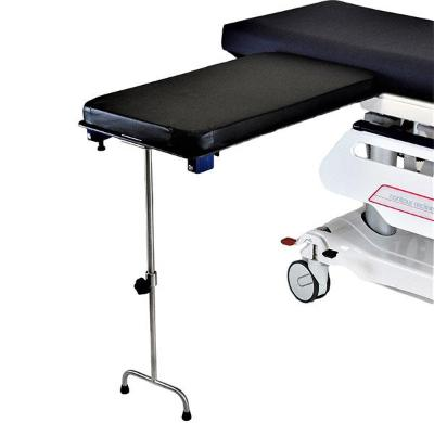 Under Pad Mount Arm & Hand Surgery Table w Double Tee Foot