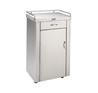 AC251 | Small Treatment Cabinet with Wheels