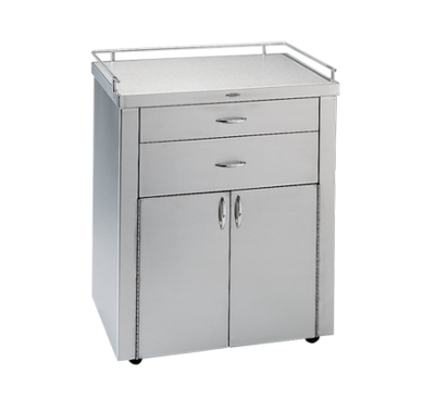 AC252 | Large Treatment Cabinet with Wheels