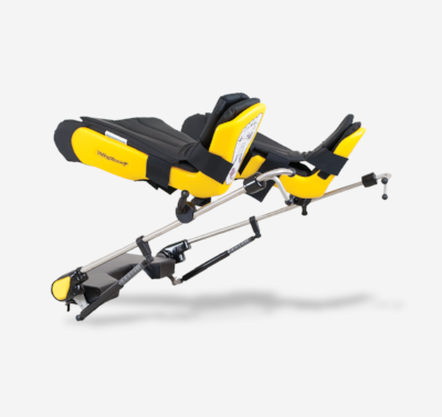 AC3800 | Remanufactured Yellofins Elite Stirrups with Lift-Assist