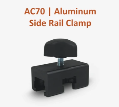 AC70 | Aluminum Side Rail Socket