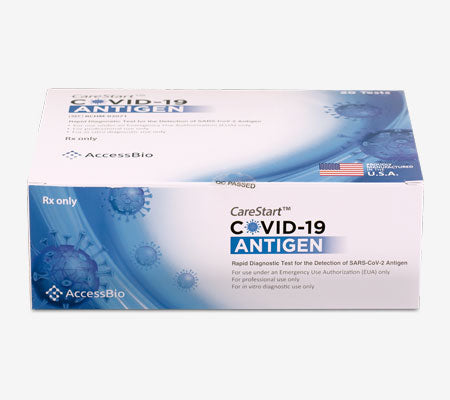 CU-1005-714 | CareStart™ COVID-19 Antigen Rapid Diagnostic Test