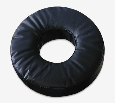"Foam Donut Head Positioner: 9""Dia x 2""T"