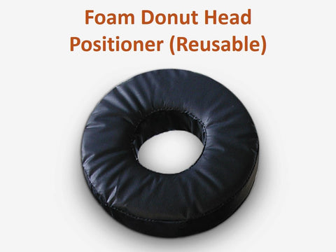 "FP-165-4CC | Foam Donut Head Positioner: 9""Dia x 2""T"