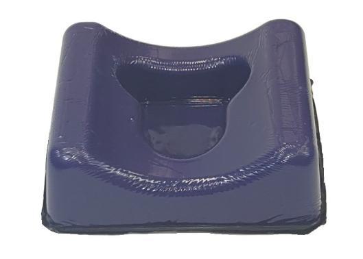 "GP214 Richard Type, Gel Head Rest (T-Shape), 9""W x 8""L x 3""H"