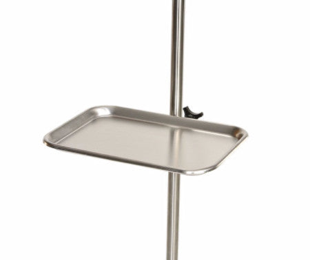 "AC2121 | Add On Tray for IV Poles: 13""W x 9""L"
