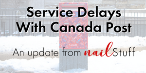 Service Disruptions From Canada Post - April 2020