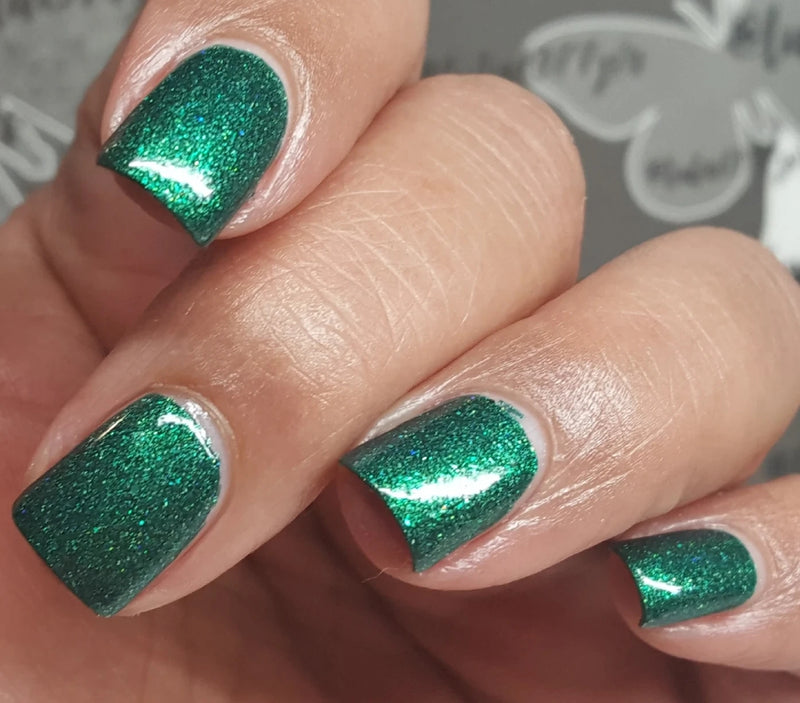 Black Dahlia Lacquer - Winter 2020 - Cleopatra