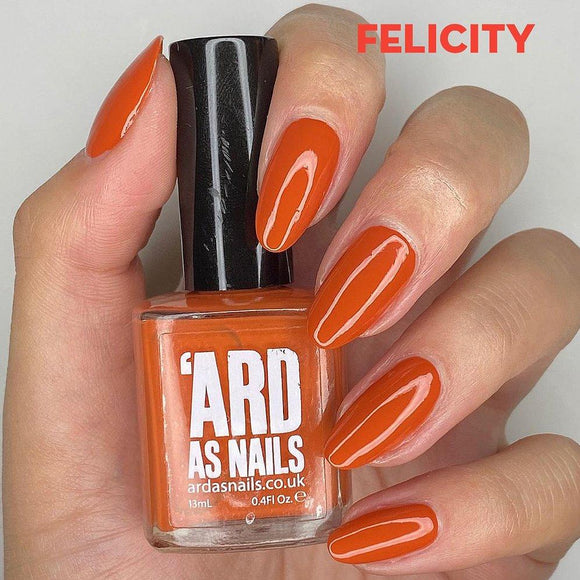 'Ard As Nails - Creme Collection - Felicity