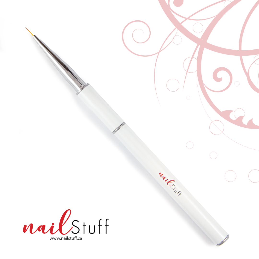 NailStuff Nail Art Brush - 7mm Liner Brush