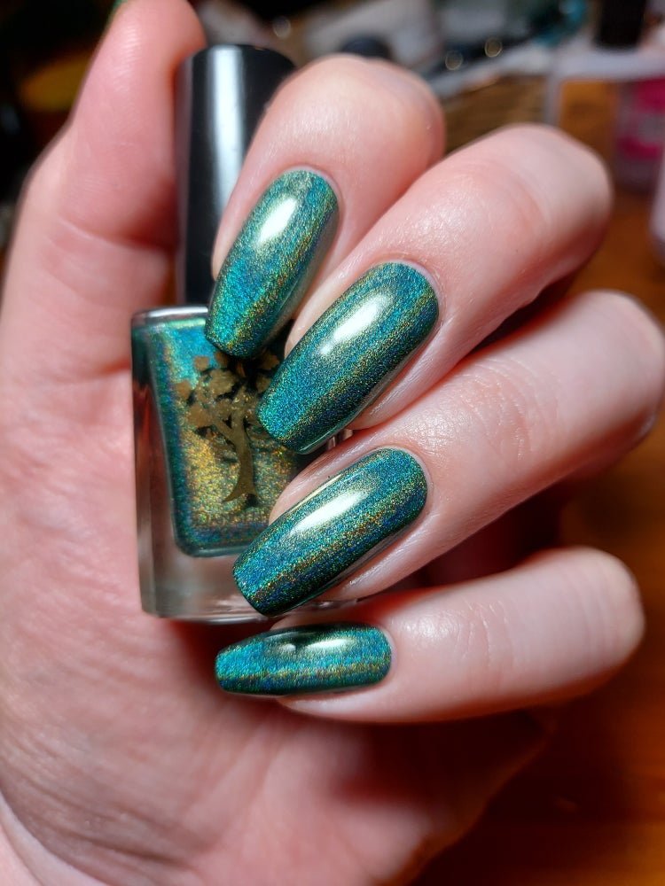 Danglefoot Nail Polish - Dino Mite Collection - Rexcellent
