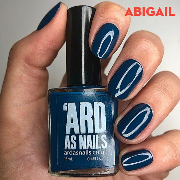 'Ard As Nails - Creme Collection - Abigail