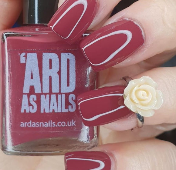 'Ard As Nails - Creme Collection - Sandra