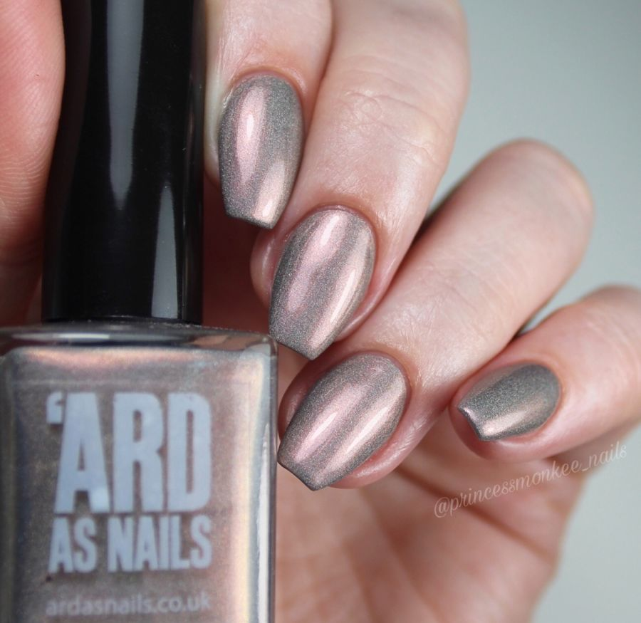 'Ard As Nails - Soft Hues - Mink Embrace