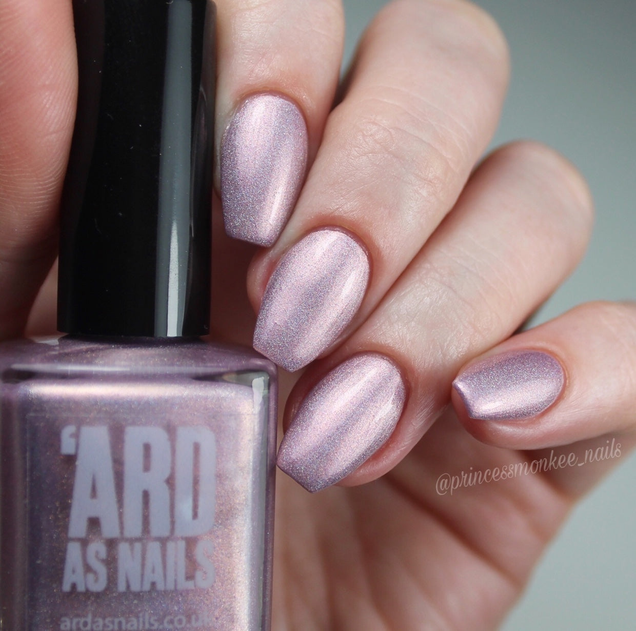 'Ard As Nails - Soft Hues - Rock Candy