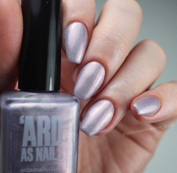 'Ard As Nails - Soft Hues - Sugared Almond
