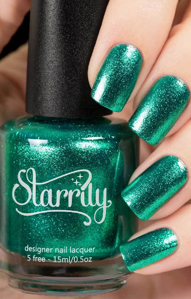 Starrily - Bellatrix (Green Foil)