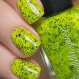Cadillacquer - Summer Flakies - Brighten Up Your Day