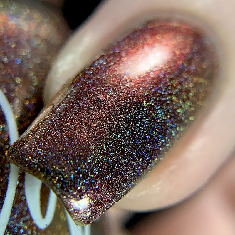 Dam Nail Polish - Valentine's Day Trio 2021 - Change of Heart (Holo)