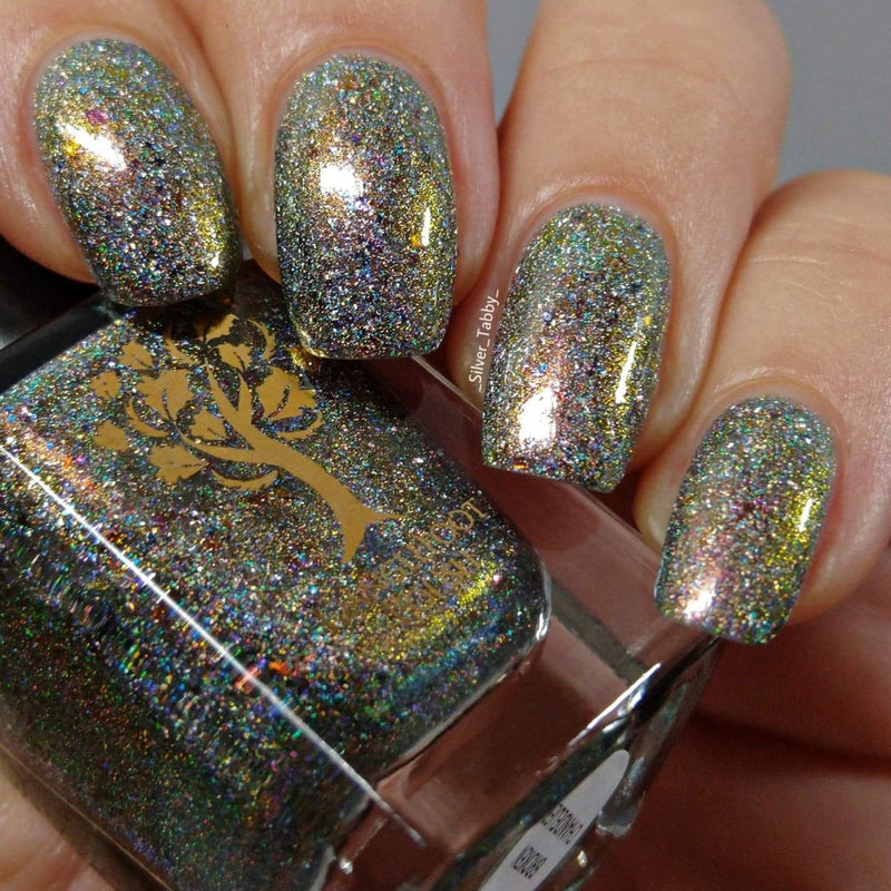 Danglefoot Nail Polish - Phantom of the Opera Collection - Broken Chandelier