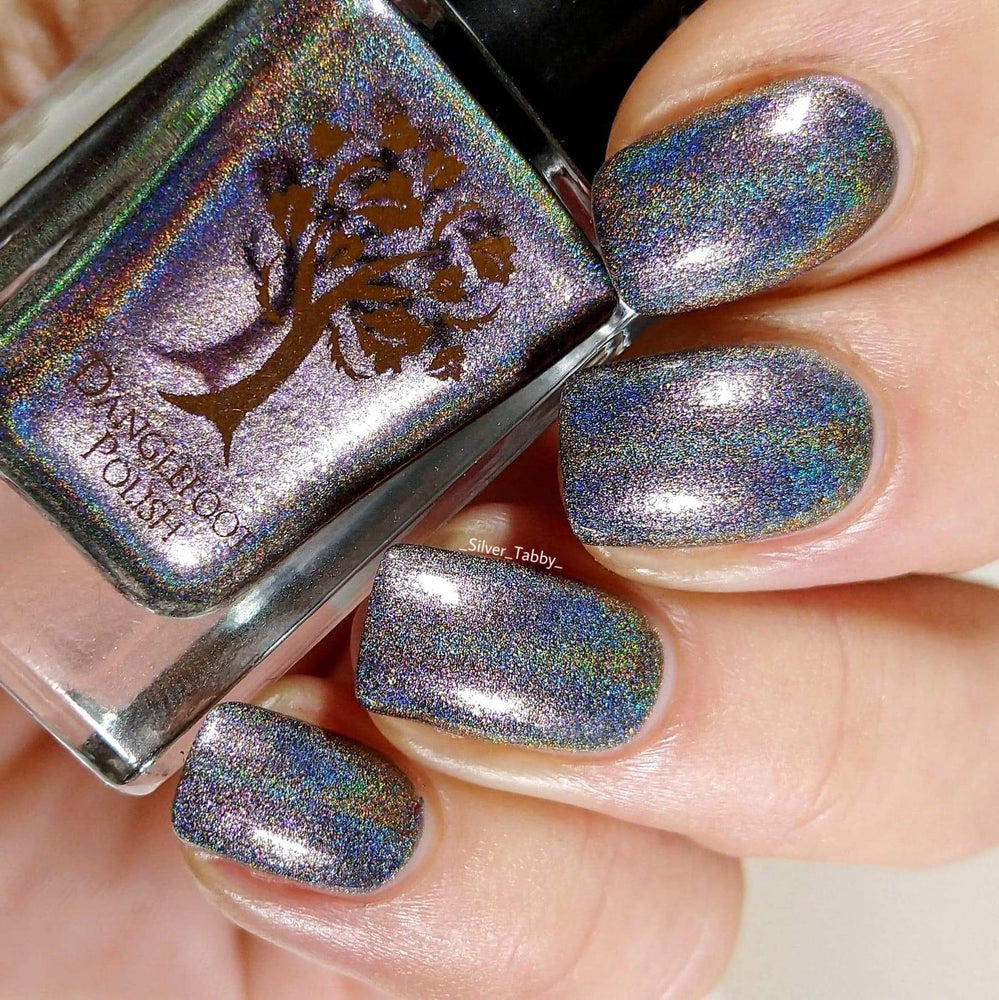 Danglefoot Nail Polish - Celestial Collection - Fly me to the Moon