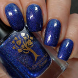 Danglefoot Nail Polish - Phantom of the Opera Collection - Phantom