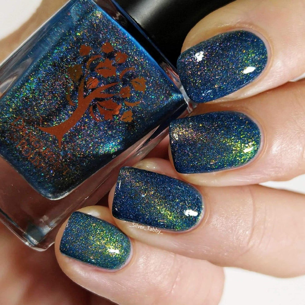Danglefoot Nail Polish - Celestial Collection - Starman (Magnetic)