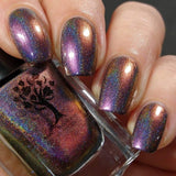 Danglefoot Nail Polish - Phantom of the Opera Collection - The Music of the Night