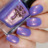 Danglefoot Nail Polish - Neverending Story Collection - The Neverending Storrrry