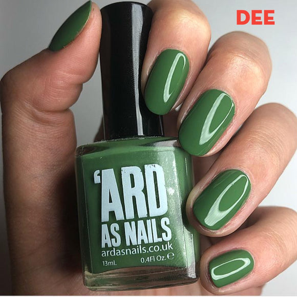 'Ard As Nails - Creme Collection - Dee