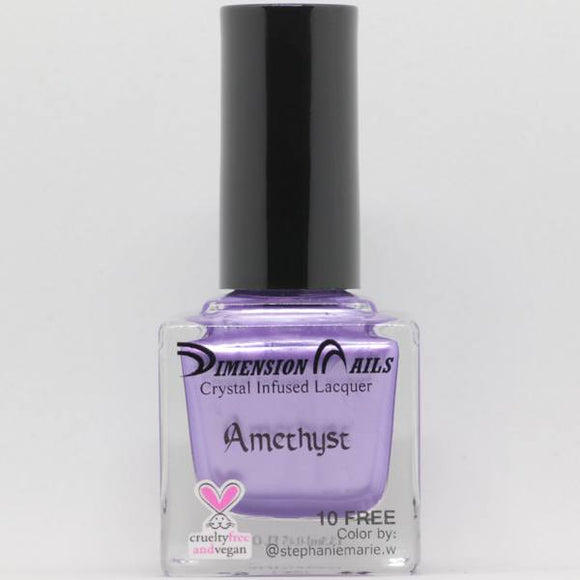 Dimension Nails - Crystal Infused - Amethyst