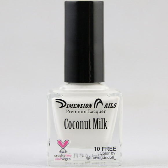 Dimension Nails - Coconut Milk