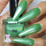 Dimension Nails - Crystal Infused - Jade