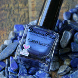 Dimension Nails - Crystal Infused - Lapis Lazuli