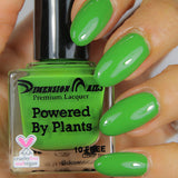 Dimension Nails - Activist Collection - Powered By Plants