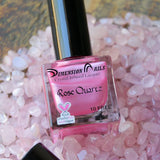 Dimension Nails - Crystal Infused - Rose Quartz