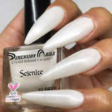 Dimension Nails - Crystal Infused - Selenite