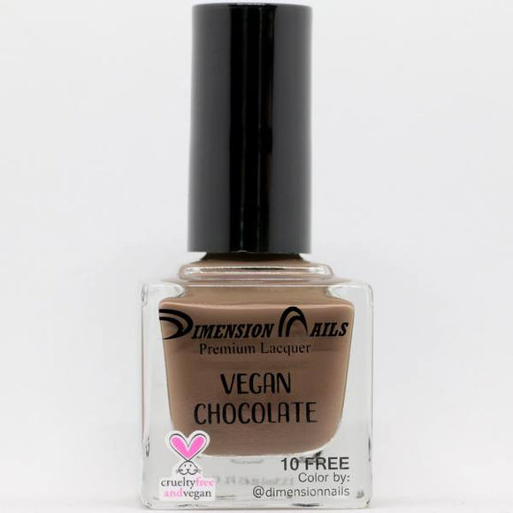 Dimension Nails - Activist Collection - Vegan Chocolate