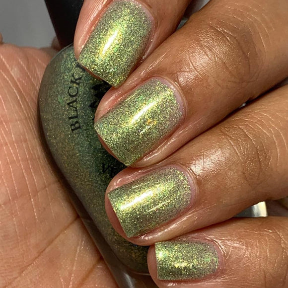 Black Dahlia Lacquer - Winter 2020 - Sphinx